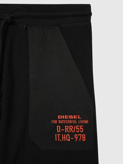 Diesel - UMLB-PAN-W, Black - Pants - Image 3