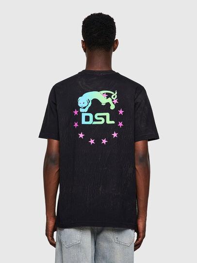 Diesel - T-JUST-E3, Black - T-Shirts - Image 2