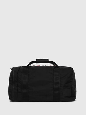 M-CAGE DUFFLE M, Black - Travel Bags