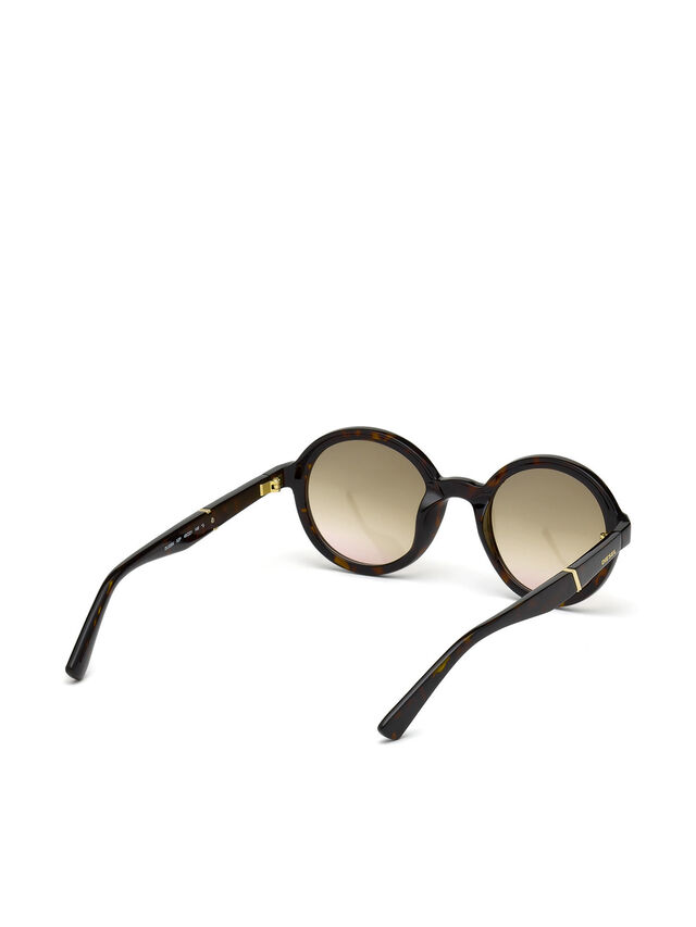 Diesel - DL0264, Brown - Sunglasses - Image 8