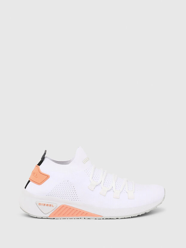 S-KB ATHL LACE W, White/Pink - Sneakers