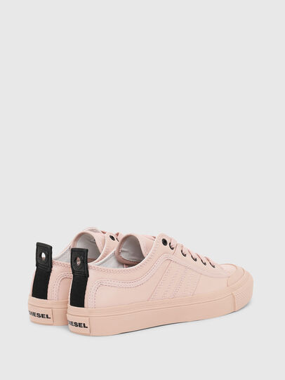 Diesel - S-ASTICO LOW LACE W, Pink - Sneakers - Image 3