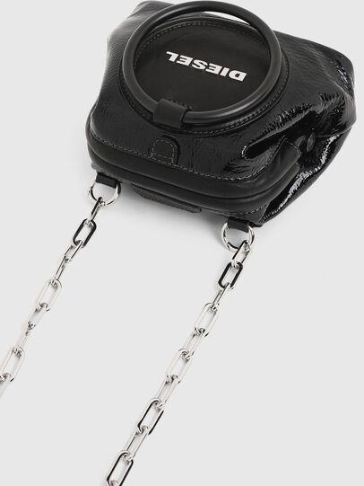 Diesel - CUTYE, Black - Crossbody Bags - Image 7