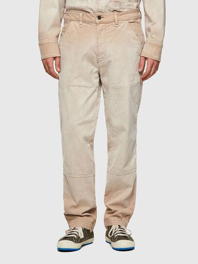 Diesel - D-Azerr JoggJeans® 069WG, White - Jeans - Image 1