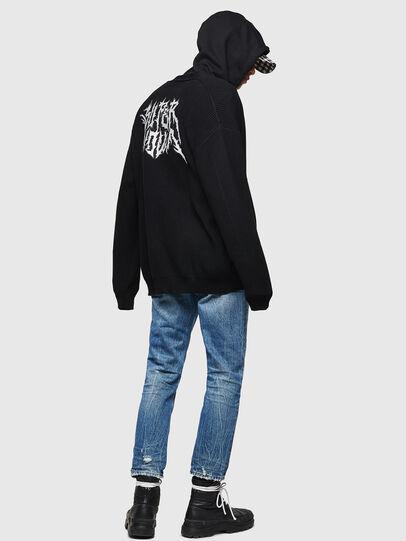 Diesel - K-EXIT, Black - Knitwear - Image 2