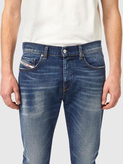 Diesel - D-Strukt 09A92, Medium blue - Jeans - Image 3