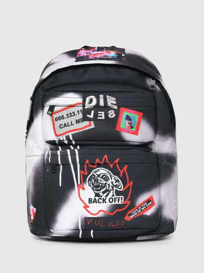 Diesel - RODYO NP, Black - Backpacks - Image 1
