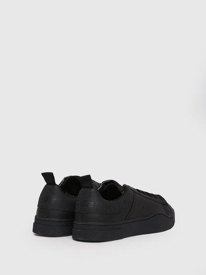 Diesel - S-CLEVER LOW, Black - Sneakers - Image 3