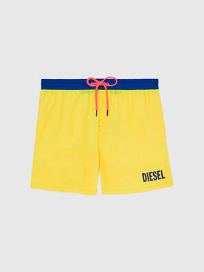 BMBX-WAVE 2.017, Yellow - Swim shorts