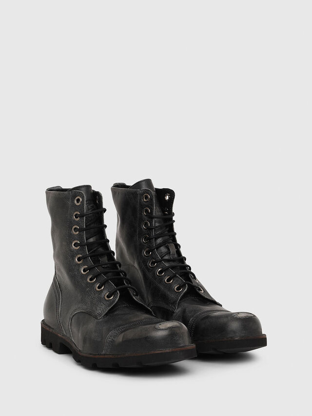 Diesel HARDKOR, Black - Boots - Image 2