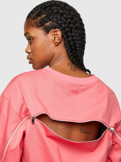 Diesel - T-BOWLY-A1, Pink - Tops - Image 3