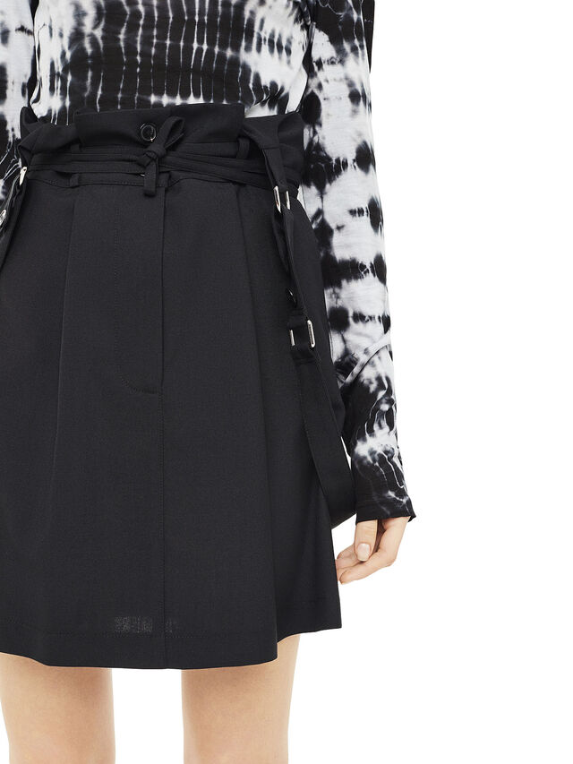 Diesel - OPHELIA, Black - Skirts - Image 3