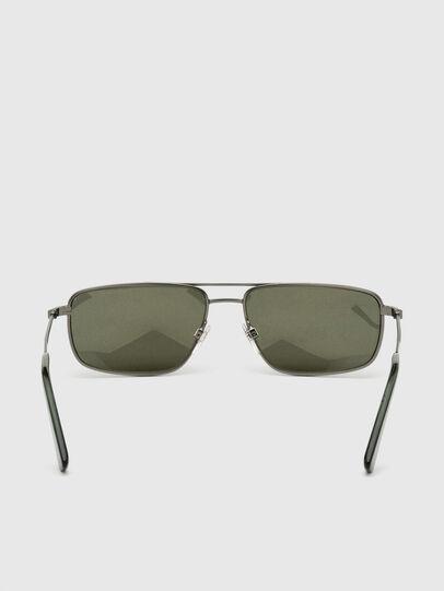 Diesel - DL0308, Black/Grey - Sunglasses - Image 4