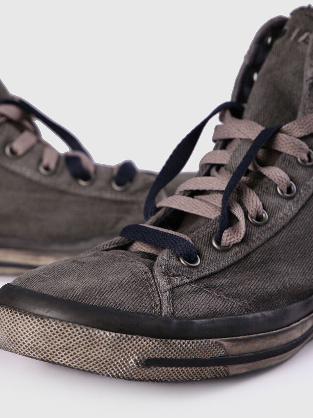 Diesel - EXPOSURE I, Metal Grey - Sneakers - Image 6