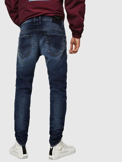 Diesel - Thommer JoggJeans 069JF, Dark Blue - Jeans - Image 2