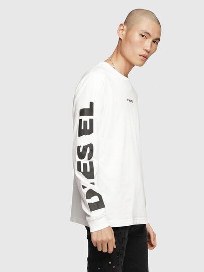 Diesel - T-JOE-LS-SN,  - T-Shirts - Image 1