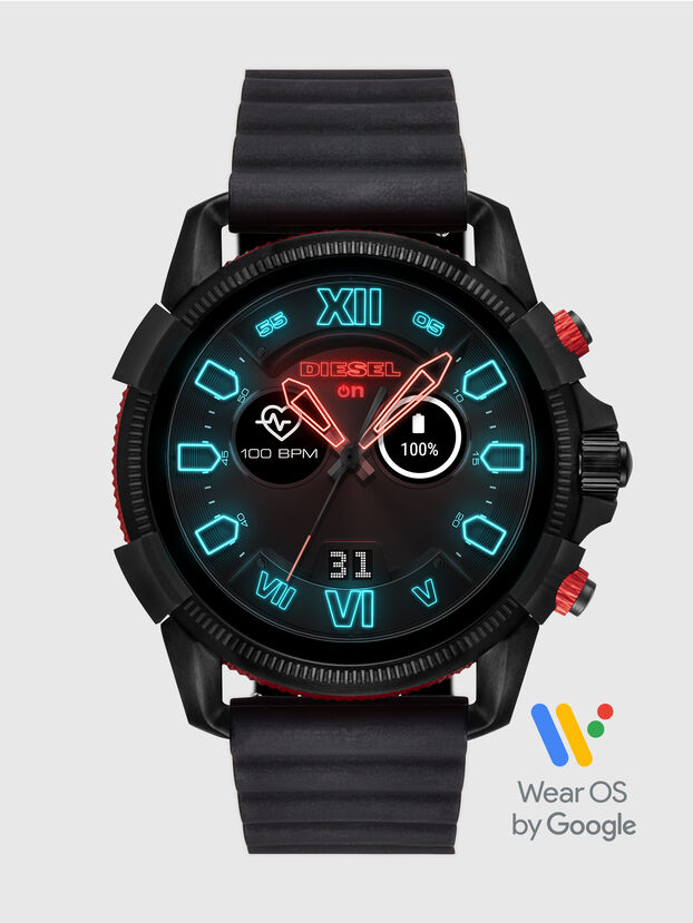 DT2010, Black - Smartwatches