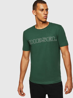 UMLT-JAKE, Dark Green - T-Shirts