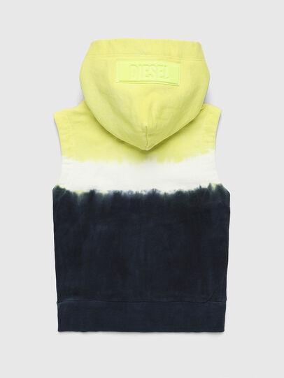 Diesel - SELBYDEEPB, Blue/Yellow - Sweaters - Image 2
