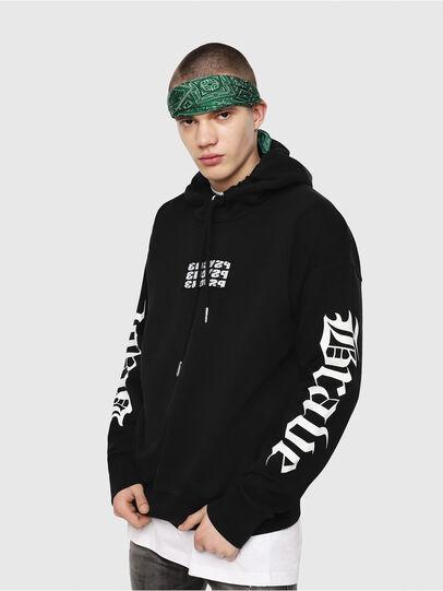 Diesel - S-ALBY-HOOD-Y2,  - Sweaters - Image 1