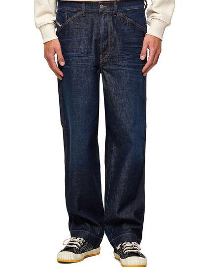 Diesel - D-Franky 09A12, Dark Blue - Jeans - Image 1