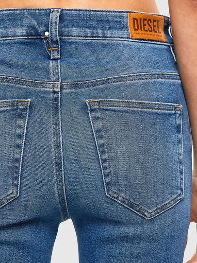 Diesel - Slandy High 009AG, Medium blue - Jeans - Image 3