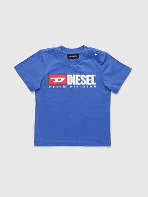 TJUSTDIVISIONB, Cerulean - T-shirts and Tops