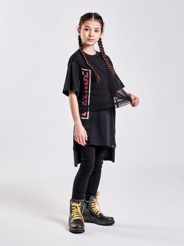 Diesel - TKESHIA, Black - T-shirts and Tops - Image 4