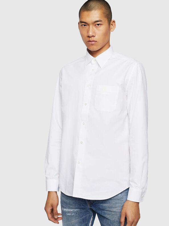 S-MOI-R-BW,  - Shirts