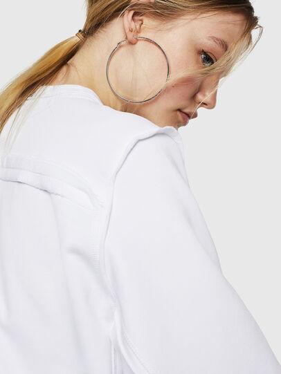 Diesel - F-LYANY-F, White - Sweaters - Image 4