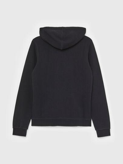 Diesel - UFLT-BRANDALWZ-P, Black - Sweaters - Image 2