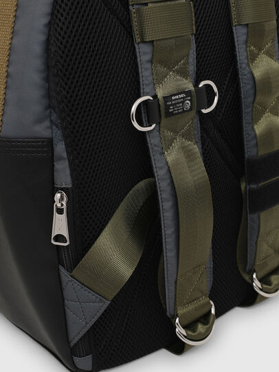 Diesel - LYONEL, Blue - Backpacks - Image 5