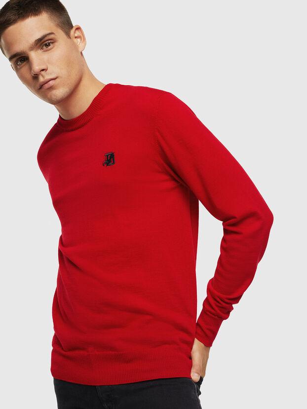 K-AMIMI, Red - Knitwear