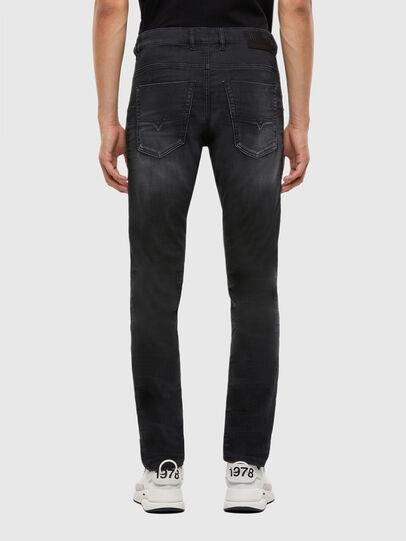 Diesel - KROOLEY JoggJeans® 009KD, Black/Dark grey - Jeans - Image 2
