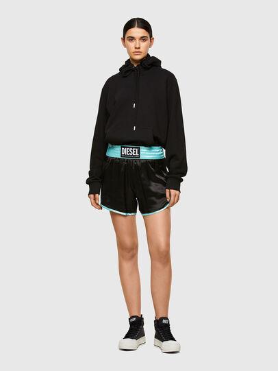 Diesel - S-DENA, Black - Shorts - Image 4