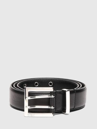 Diesel - B-ROCK, Black - Belts - Image 1