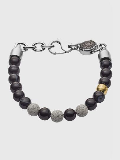 Diesel - DX1192, Black - Bracelets - Image 1