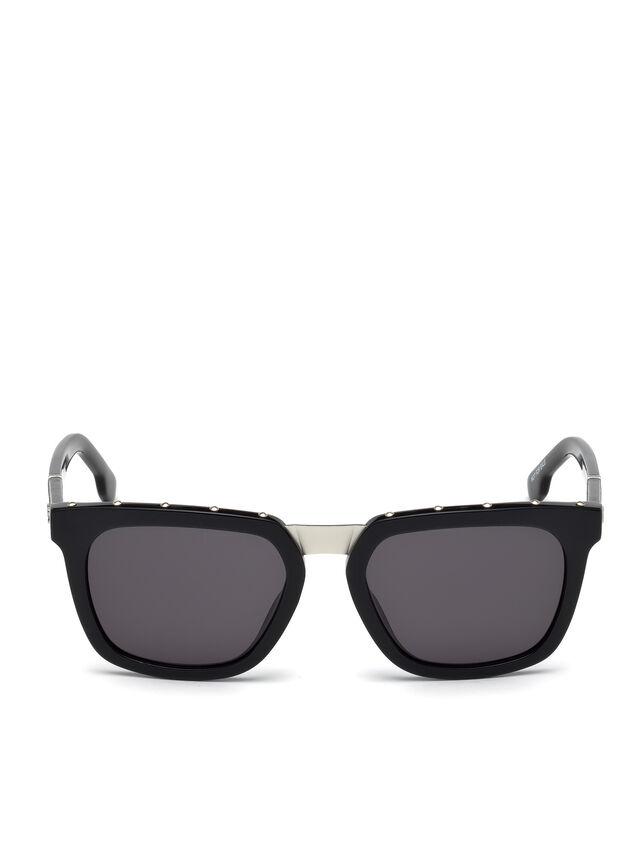 Diesel DL0212, Black - Eyewear - Image 1