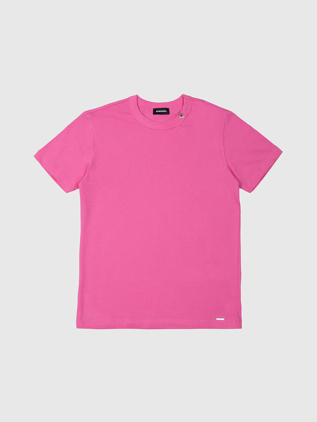 Diesel - TOCLE, Hot pink - T-shirts and Tops - Image 1