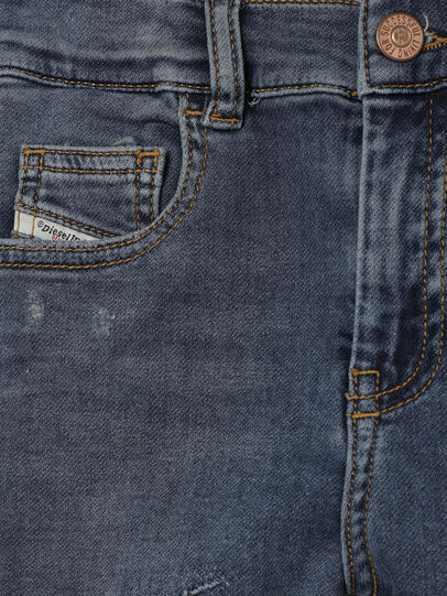 Diesel - D-SLANDY-HIGH-J JOGGJEANS, Medium blue - Jeans - Image 4