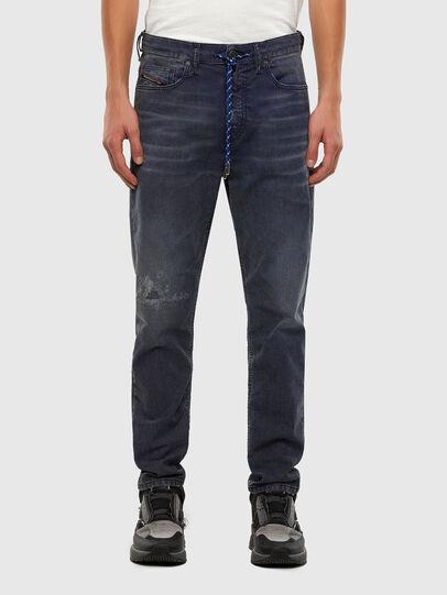 Diesel - D-VIDER JoggJeans® 069PR, Dark Blue - Jeans - Image 1