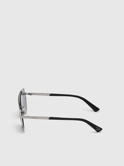 Diesel - DL0305, Gray/Black - Sunglasses - Image 3