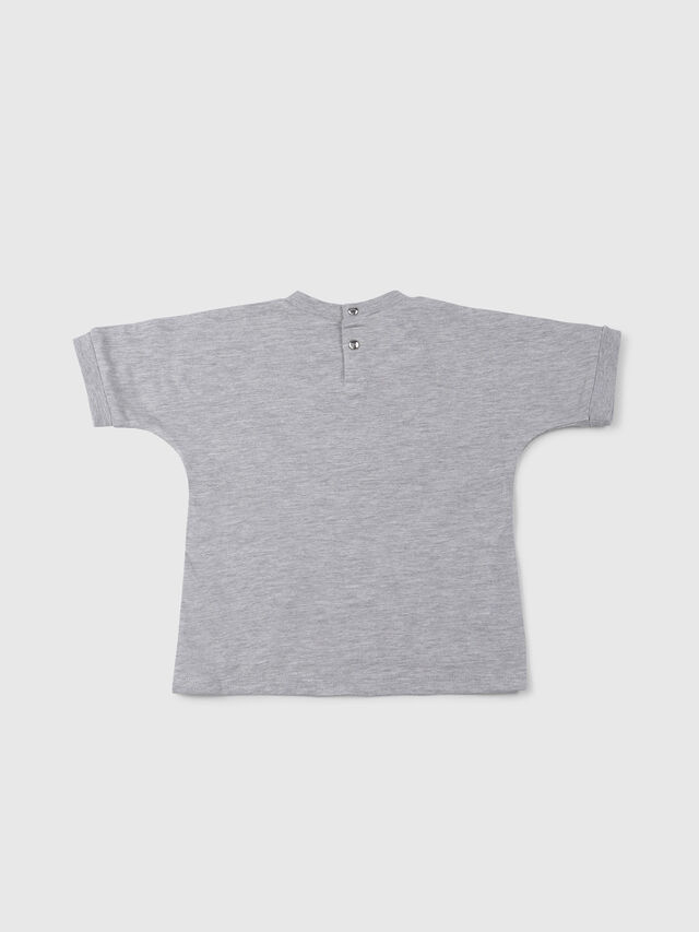 Diesel - TUPIB, Grey - T-shirts and Tops - Image 2
