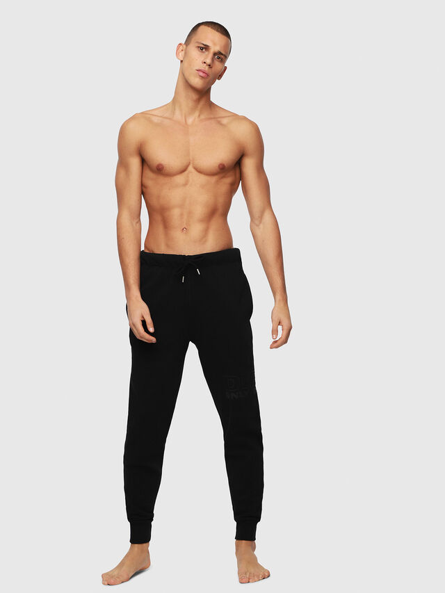 Diesel - UMLB-PETER, Black - Pants - Image 4
