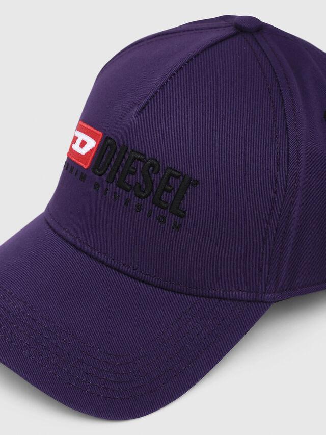 Diesel - CAKERYM-MAX, Violet - Caps - Image 3