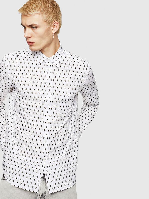 S-VEN-SKULL,  - Shirts