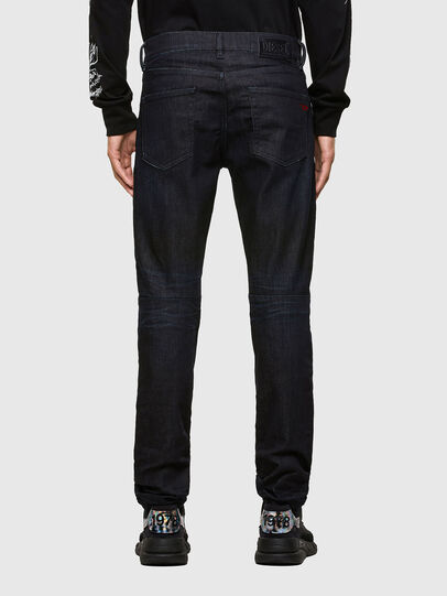 Diesel - D-Strukt 009MP, Dark Blue - Jeans - Image 2