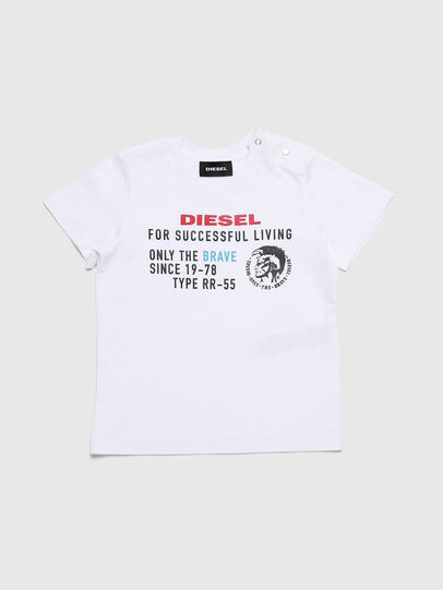 Diesel - TDIEGOXB, White - T-shirts and Tops - Image 1
