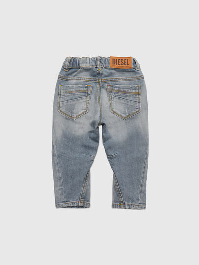Diesel - FAYZA-NE B-N, Light Blue - Jeans - Image 2