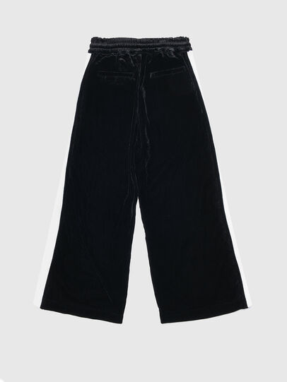 Diesel - PKARAL, Black/White - Pants - Image 2